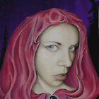 lynsye as red ridding hood by Kestrelle