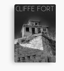 Cliffe Fort Canvas Print