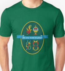 Carte Napoletane Unisex T-Shirt