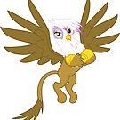 My little Pony - Gilda by RainbowCake