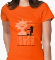 Ed - Cowboy Bebop Women's Fitted T-Shirt