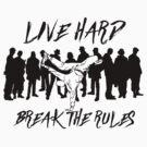 Break Dancing - Break The Rules by T-ShirtsGifts