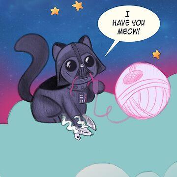 Darth Kitty    by darthterry