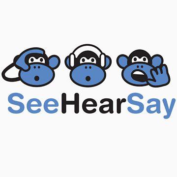 See Hear Say by jneyer