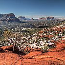 Amazing April In Sedona by Craig Durkee