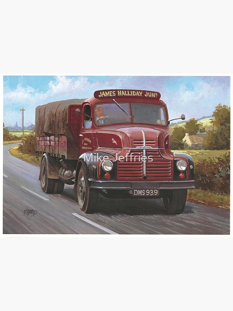 Leyland Comet 1949 von artistjeffries