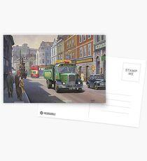Dennis Pax dray. Postcards