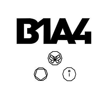 B1A4 - SWEET GIRL by baiiley