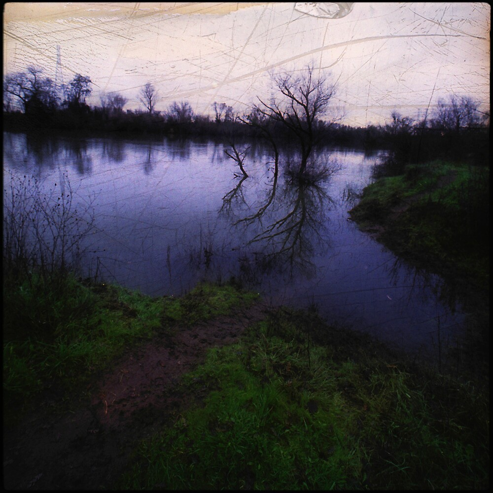 Water In The Valley by Jill Auville