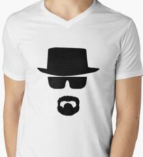 HeisenBerg Low Cost Men's V-Neck T-Shirt