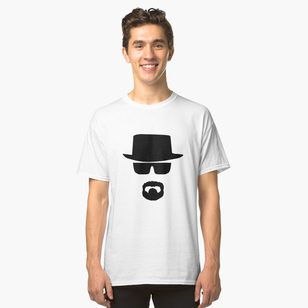 HeisenBerg Low Cost Classic T-Shirt Front