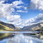 Tal-y-Llyn, Gwynned, Wales by Bob Culshaw