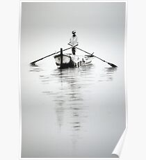 The Boat Man Poster