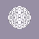 Flower Of Life  by Thoth Adan