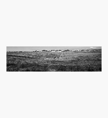 SUBurban Edge Photographic Print