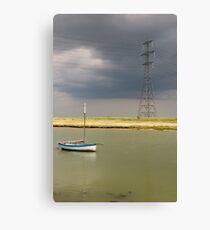 sail power Canvas Print