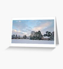 bearsted green  Greeting Card