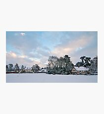 bearsted green  Photographic Print