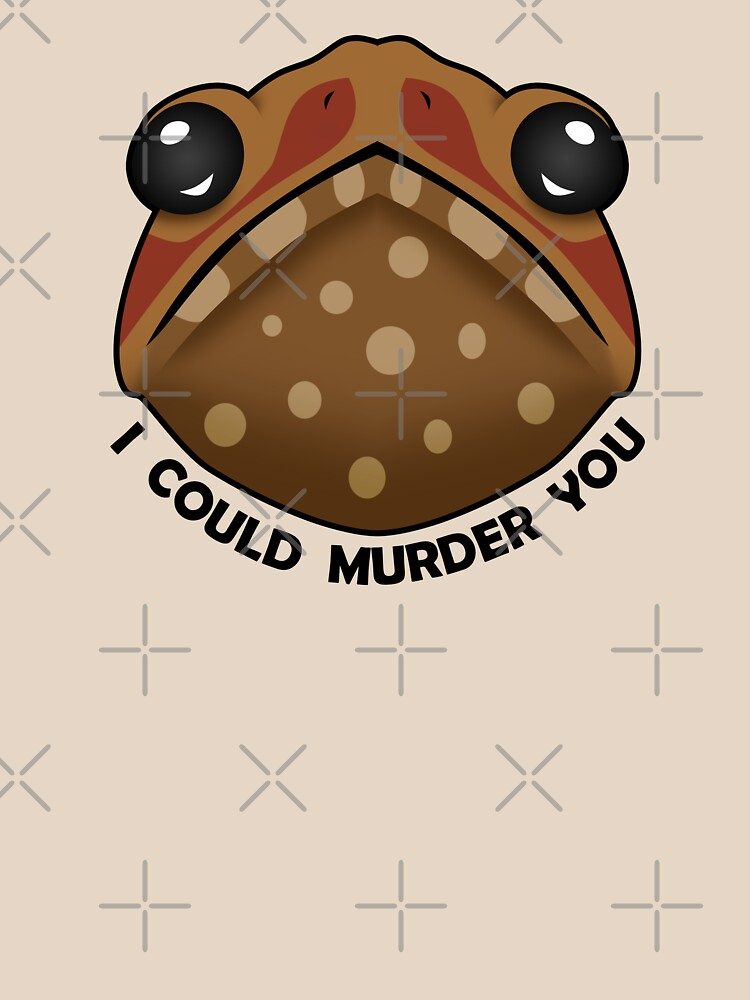I Could Murder You by DeguArts