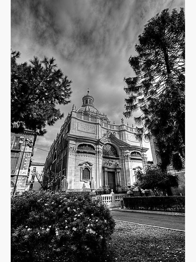 La Chiesa della Badia di S.Agata by rapis60
