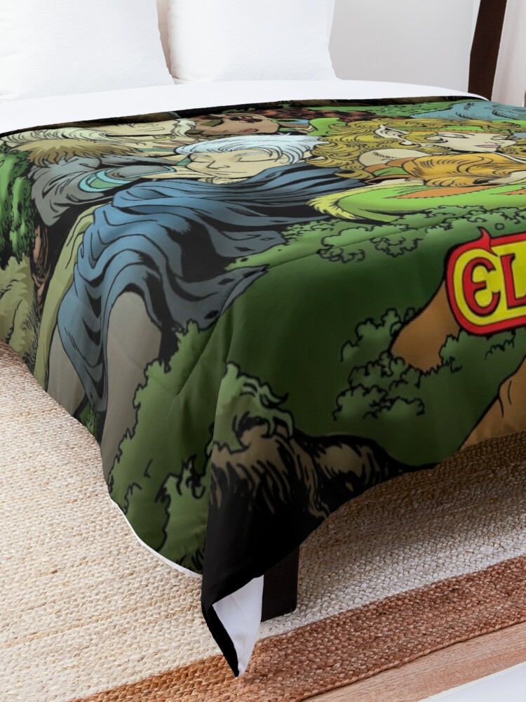 Alternate view of Elfquest: True Peace II Comforter