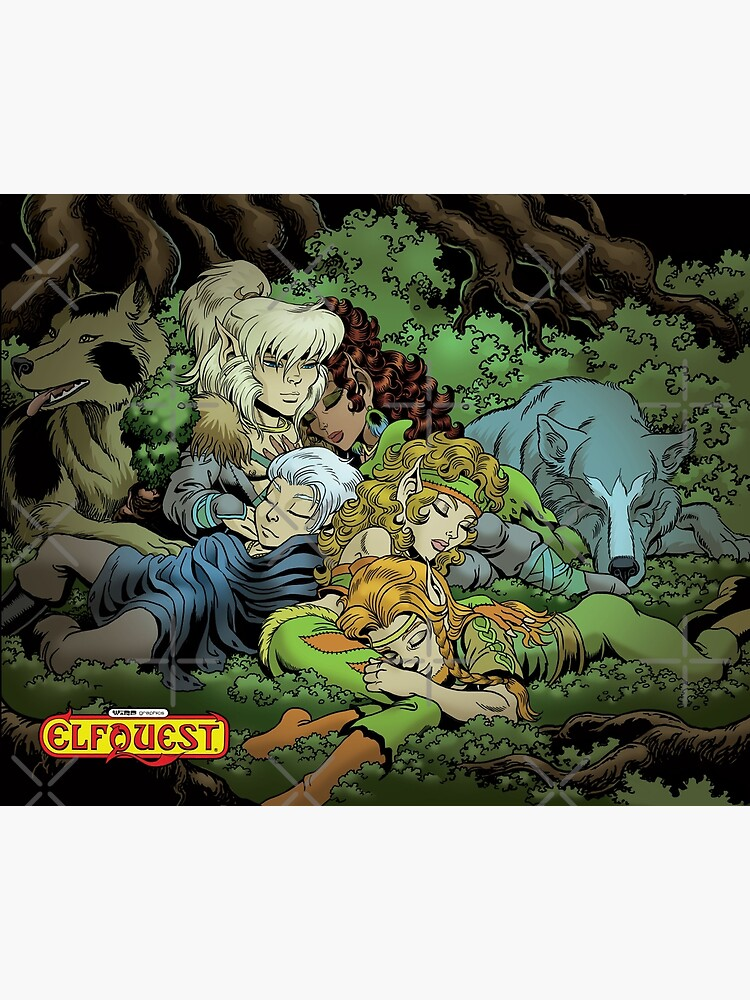 Elfquest: True Peace II by elfquest
