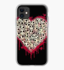Skull Heart iPhone Case
