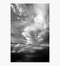 Ponce Inlet B&W Photographic Print