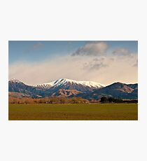 I Will Lift up Mine Eyes Unto the Hills Photographic Print