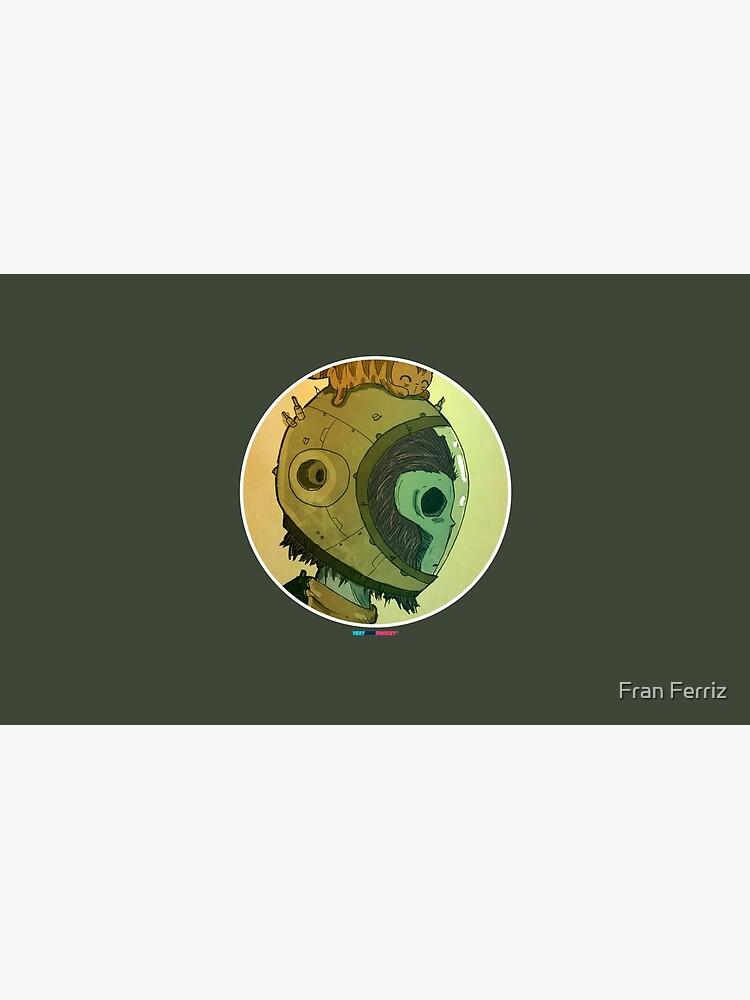 Astromonkey by Fran Ferriz de FranFerriz
