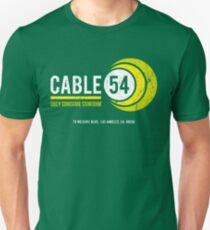 Cable 54 (worn look) Unisex T-Shirt
