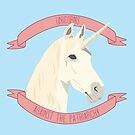 Unicorns Against the Patriarchy by lucymbonner