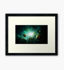 Galaxy Quest Framed Print