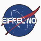 EIFFEL NO by RandomDraggon