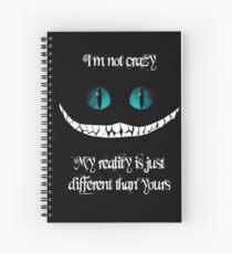 Ich bin nicht verrückt. Meine Realität ist einfach anders als deine Spiralblock