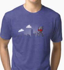 I-Destroy Tri-blend T-Shirt