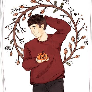 Autumn!Dan Howell  by TotoroTeser
