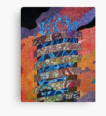 Hellscape Canvas Print