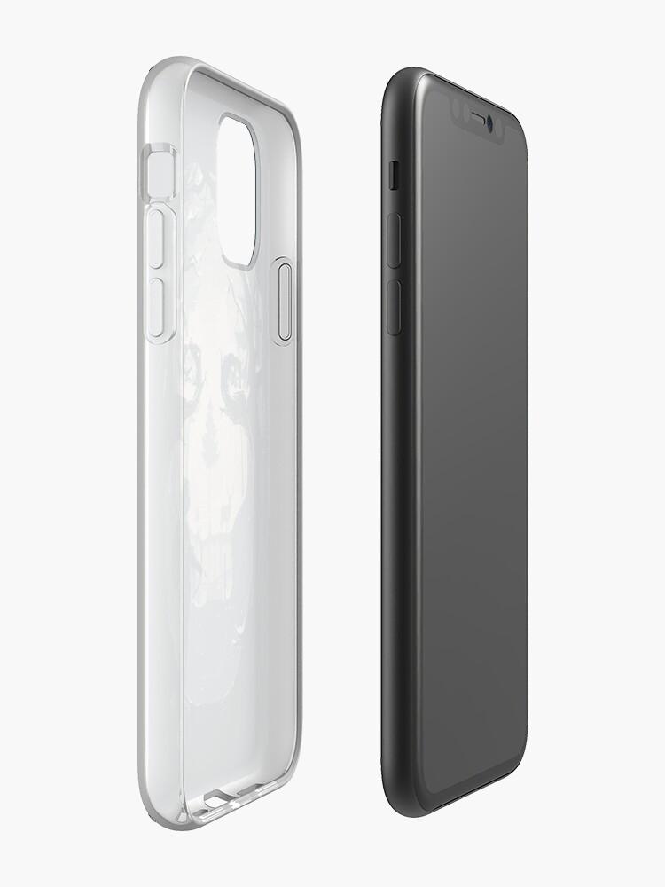 WINTER HUNT iphone case
