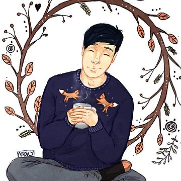 Autumn!Phil Lester  by TotoroTeser