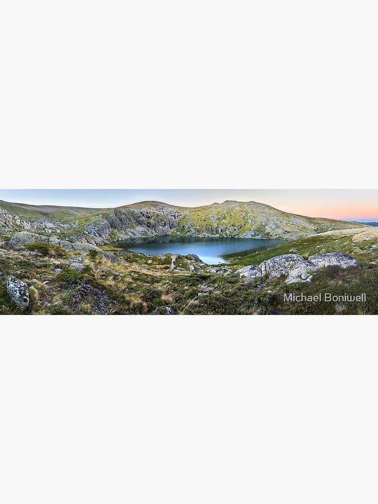 Blue Lake, Kosciusko National Park, Australia  by Chockstone