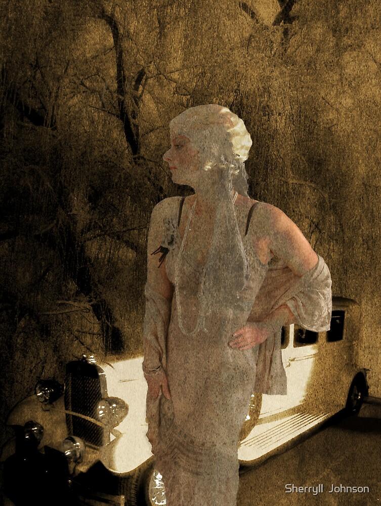 Shades of Jean Harlow by Sherryll  Johnson