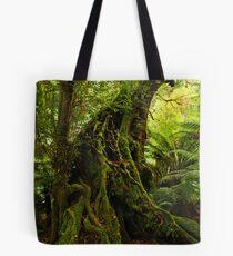Rainforest Trail Tote Bag