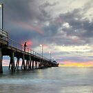 henely beach jetty by adouglas