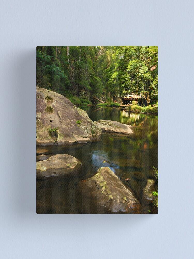 Alternate view of Tarra River - Victoria Canvas Print
