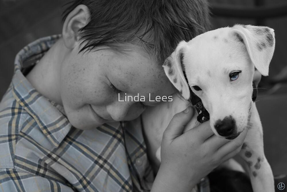 Puppy Love by Linda Lees
