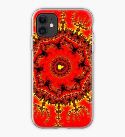 Persian Carpet Mandelbrot iPhone Case