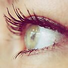 Eyes open by jussta