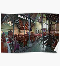 Holy Trinity Anglican Church • Brisbane • Queensland Poster
