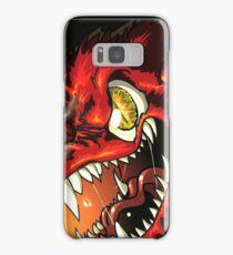 Fiery Dragon Glare Samsung Galaxy Case/Skin